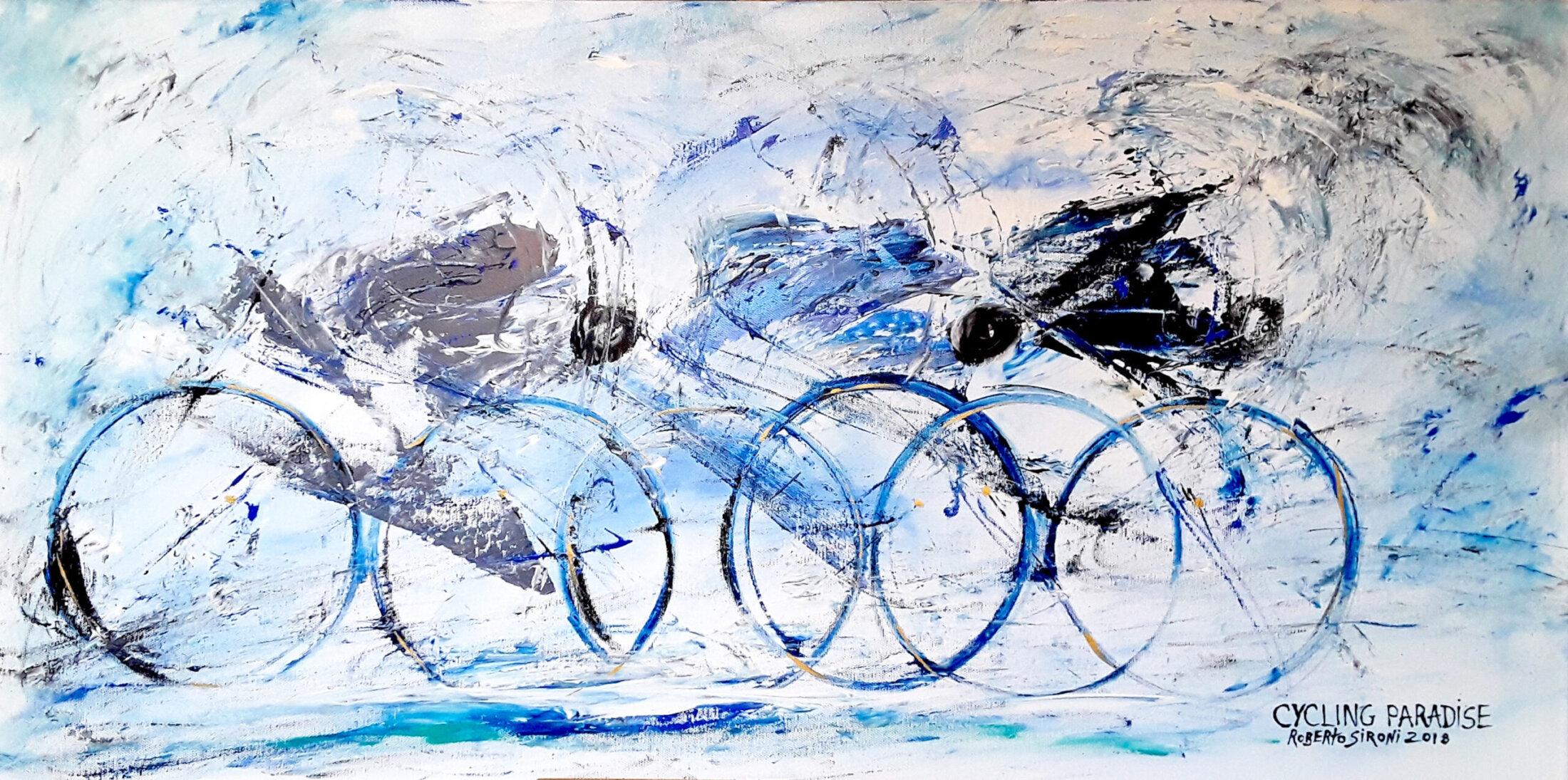 CyclingParadise-AcrilicoSuTela-50x100-RobertoSironi -300dpi
