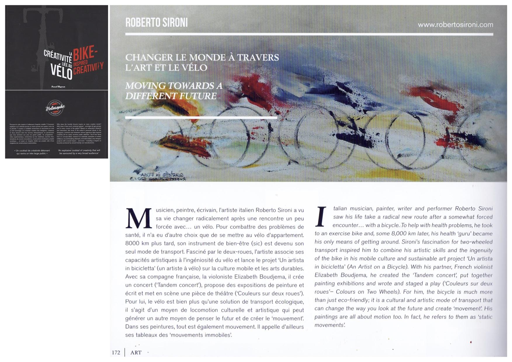 BIKE INSPIRED CREATIVITY - Pascal Margeren