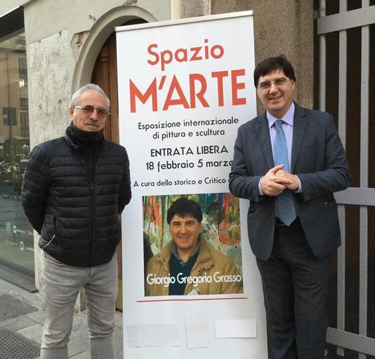 Roby Con Giorgio Grasso