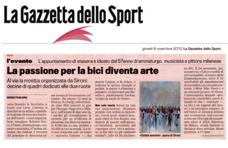 GAZETTA DELLO SPORT
