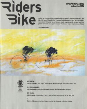 RIDERS BIKE - 2014
