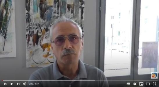 Roberto Sironi, tra arte e ciclismo